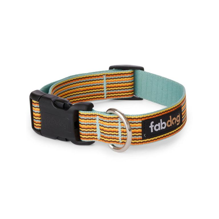 Sky Mini Stripe Collar
