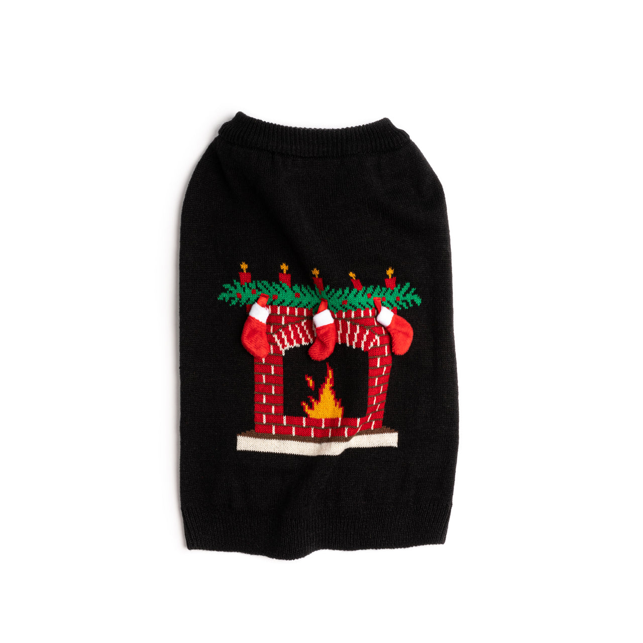 Ugly Fireplace Sweater