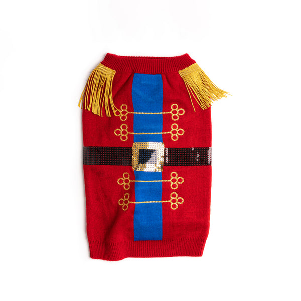 Ugly Nutcracker Sweater