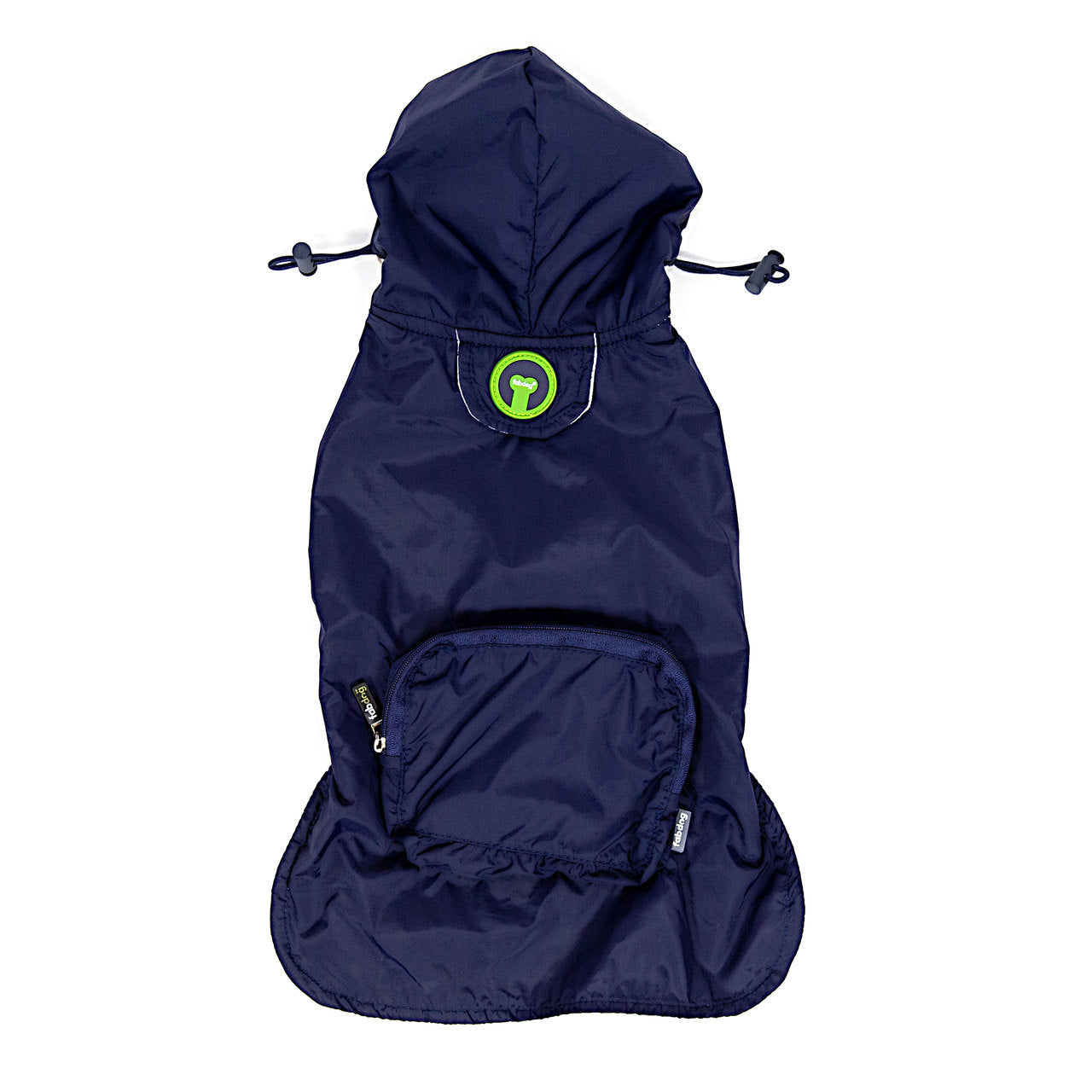 Navy Packaway Raincoat
