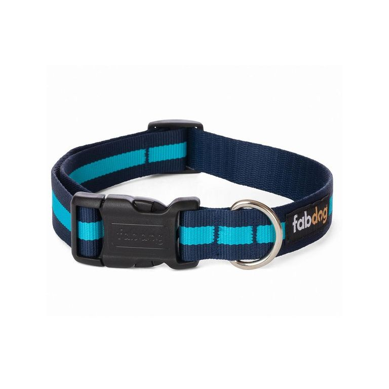Navy Stripe Collar