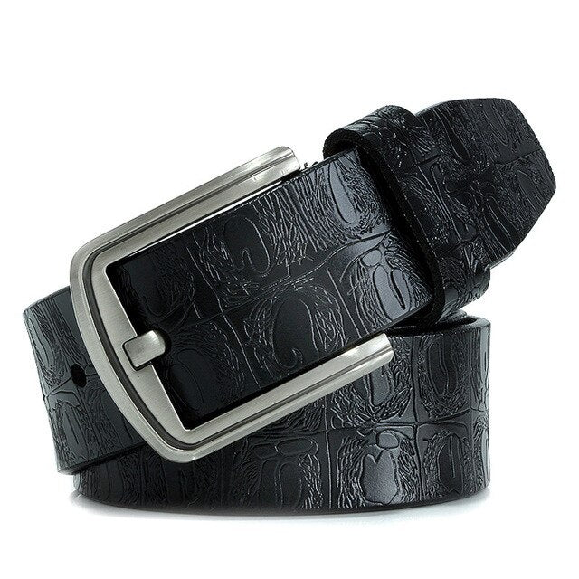 Premium Leather Belt