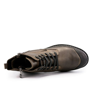 Tactical Leather Boots