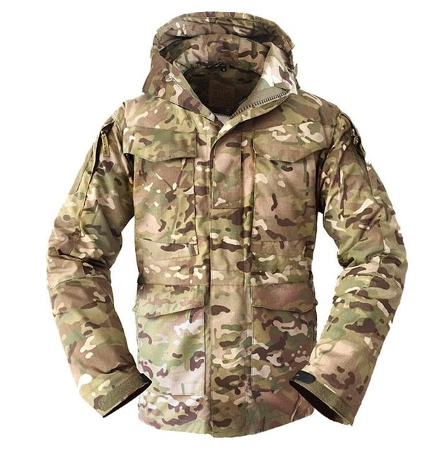 Tactical Camouflage Jacket