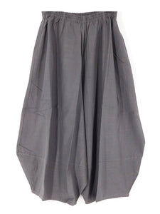 Charcoal balloon pant 20064 MaoMam