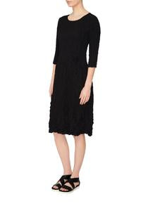 Alquema ADC544 3/4 Sleeve Smash Dress