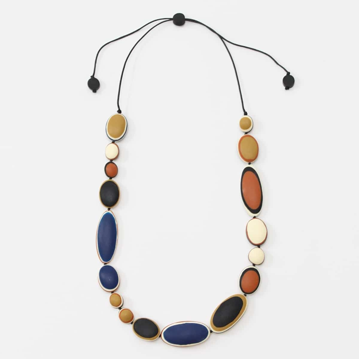 Layered Darlene Necklace - Sylca