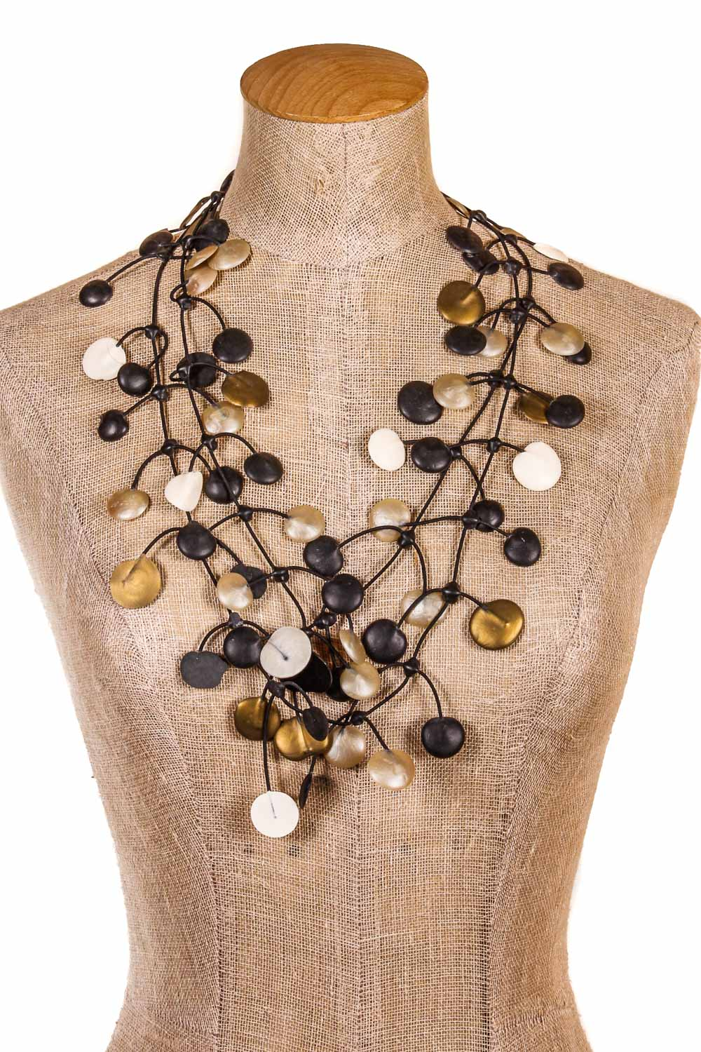 Small Dot Necklace - Annemieke