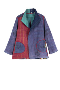 Mieko Mintz CV2007-0041 , Vintage cotton short jacket