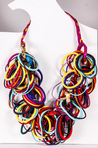 Ficklesticks Loop Necklace
