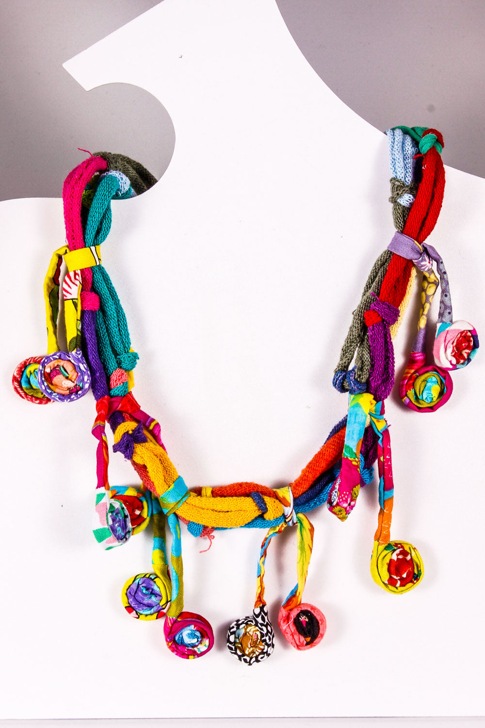 Ficklesticks Kaleidoscope Necklace