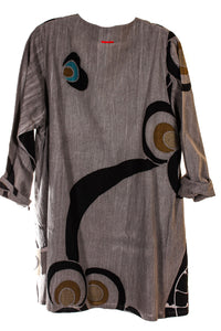 Button Tuck Tunic #199617