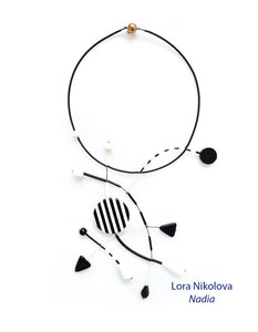 Lora Nikolova Necklace - Nadia