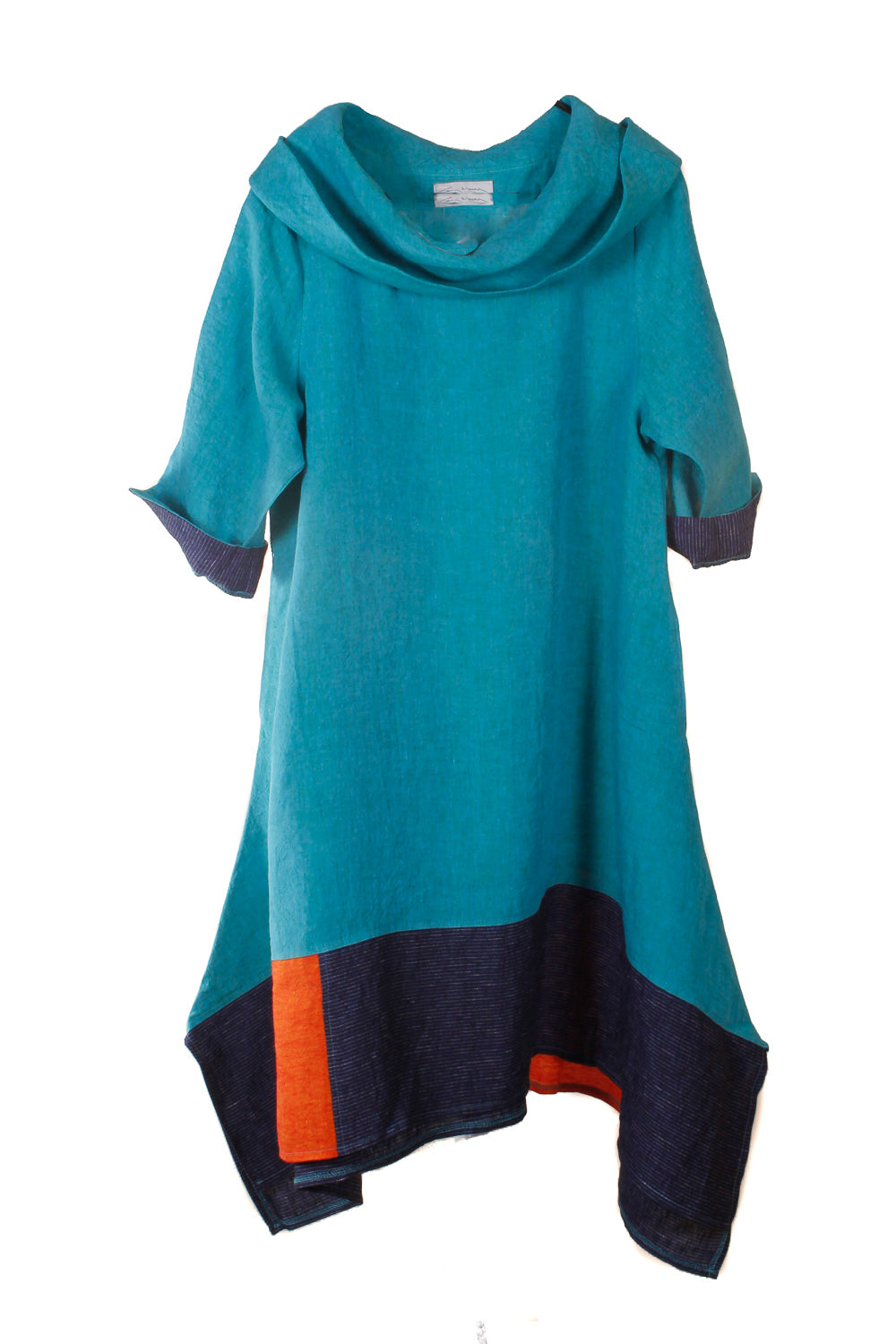 Paris Patchwork Tunic