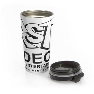 RST Video Stainless Steel Travel Mug