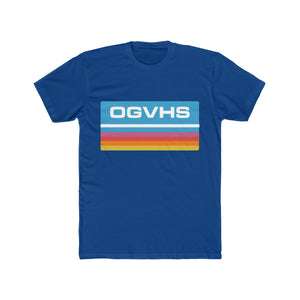 OGVHS Men's Cotton Crew Tee