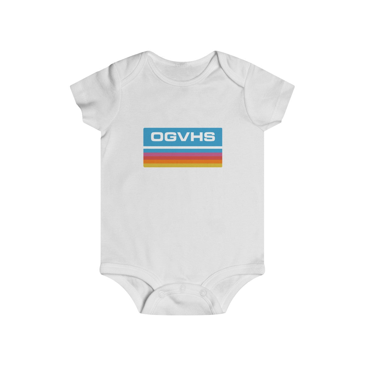 OGVHS Infant Rip Snap Tee