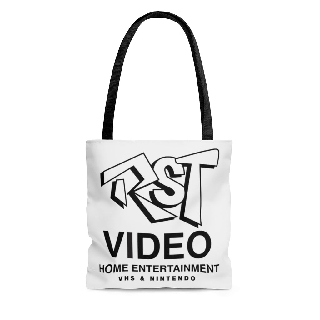 RST Video AOP Tote Bag