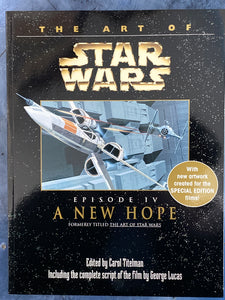 The Art of Star Wars Episode IV A New Hope