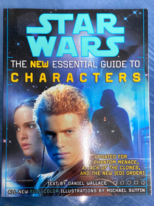 Star Wars The new Essential Guide to Characters