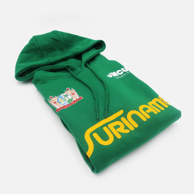 Suriname hoodie - Rep Your Country