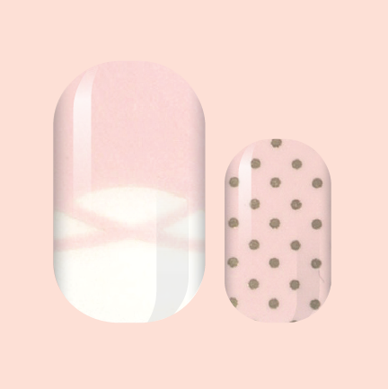 Delicate Dancer Nail Wraps