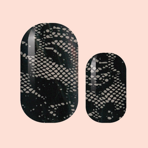 Lace Up Nail Wraps