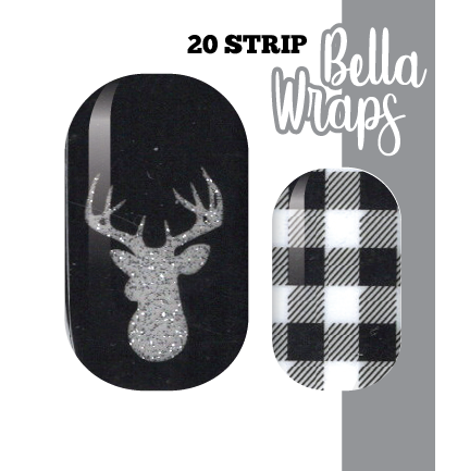I love you Deer-ly Nail Wraps