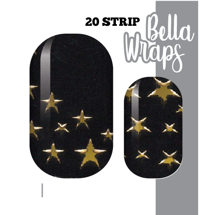 Star Bright Nail Wraps