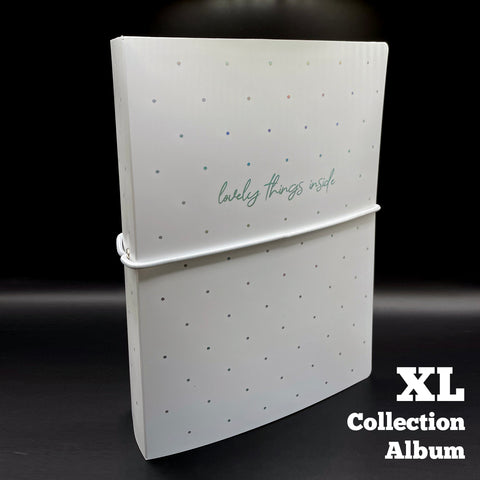 XL Nail Wrap Collection Album
