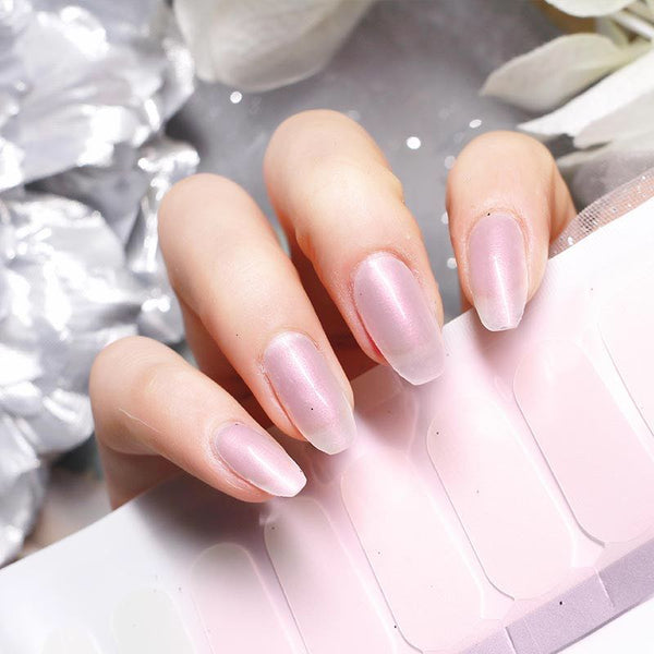Opalescent Aurora Luxury Nail Wraps