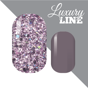Shades of Purple Luxury Nail Wraps