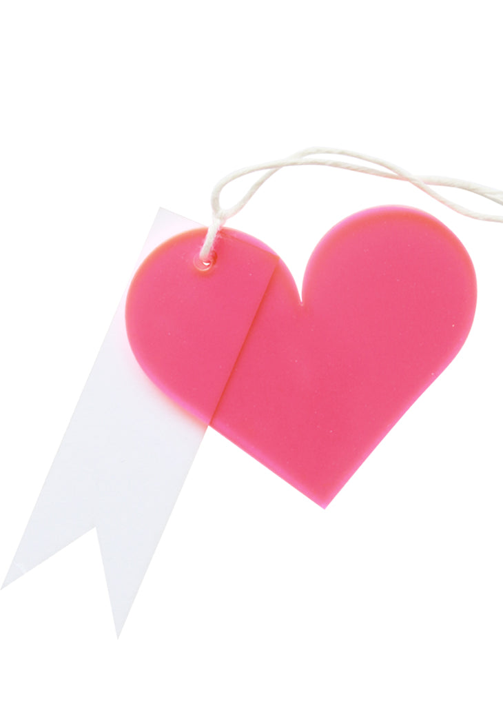 Gift Tags, Heart