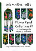 Flower Panel Collection #1 (book)