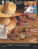 Sante Fe Beaded Jewelry    (DO2079) by Susanne McNeill - 19 pages.
