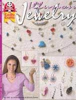 Illusion Jewelry    (DO3297) by Joann Pearson & Delores Frantz - 19 pages.