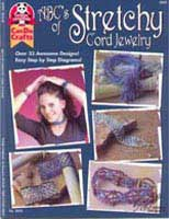 ABC's of Stretchy Cord Jewelry    (DO3325) by Susanne McNeill - 19 pages.