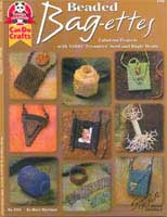 Beaded Bag-ettes    (DO5726) by Mary Harrison - 35 pages.
