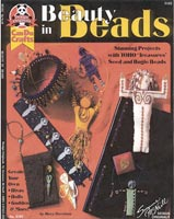 Beauty In Beads     by Mary Harrison - 35 pages.