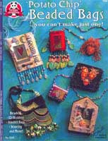 Potato Chip' Beaded Bags    (DO5223) by Susanne McNeill (Many Designers) - 35 pages.