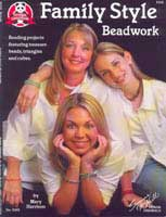Family Style Beadwork    (DO5245) by Mary Harrison - 35 pages.