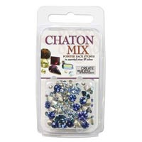 Crystal Clay - Chaton Mix - Blues - 4 gramme pack
