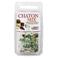 Crystal Clay - Chaton Mix - Greens - 4 gramme pack