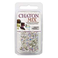 Crystal Clay - Chaton Mix - Crystal AB - 4 gramme pack