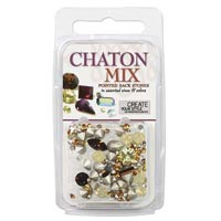 Crystal Clay - Chaton Mix - Yellows+Browns - 4 gramme pack