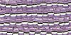 Size 11 Czech Seed Bead (Hank) - Lilac, Silver Lined