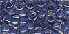Size 9 Japanese Seed Bead - Deep Blue - Colourlined