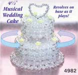 Musical Kits - Musical Wedding Cake