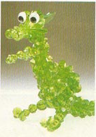 Beaded Animal Collection - 7701D - Dragon