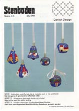 Stenboden Danish Beadwork - Kit for Book BKST9213